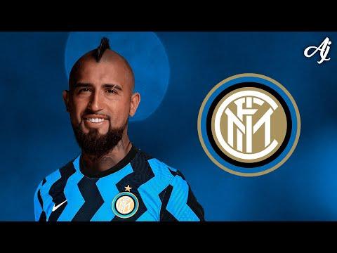Arturo Vidal - Welcome to Inter Milan - 2019/20