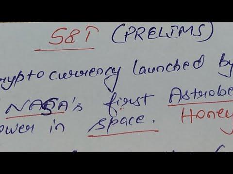 Current Affairs-Sci & Tech  Part- 1