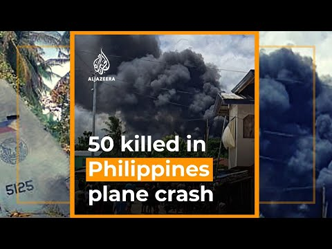 Philippines: Investigation underway after deadly military plane crash   Newsfeed