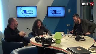 """Поэтесса из Израиля, переводчик Гали-Дана Зингер в программе """"Культпросвет"""" #MIXTV"""