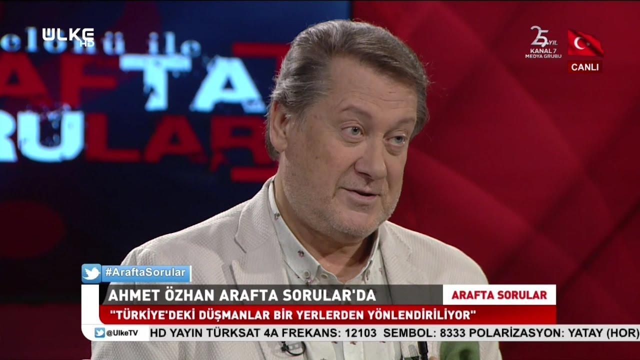 Ahmet Özhan: ''Kerbela Vücudumuz, Yezid Nefsimiz''