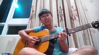 [Guitar] 摩天轮的思念/ Nỗi Nhớ Vòng Đu Quay cover - 玲玲的吉他