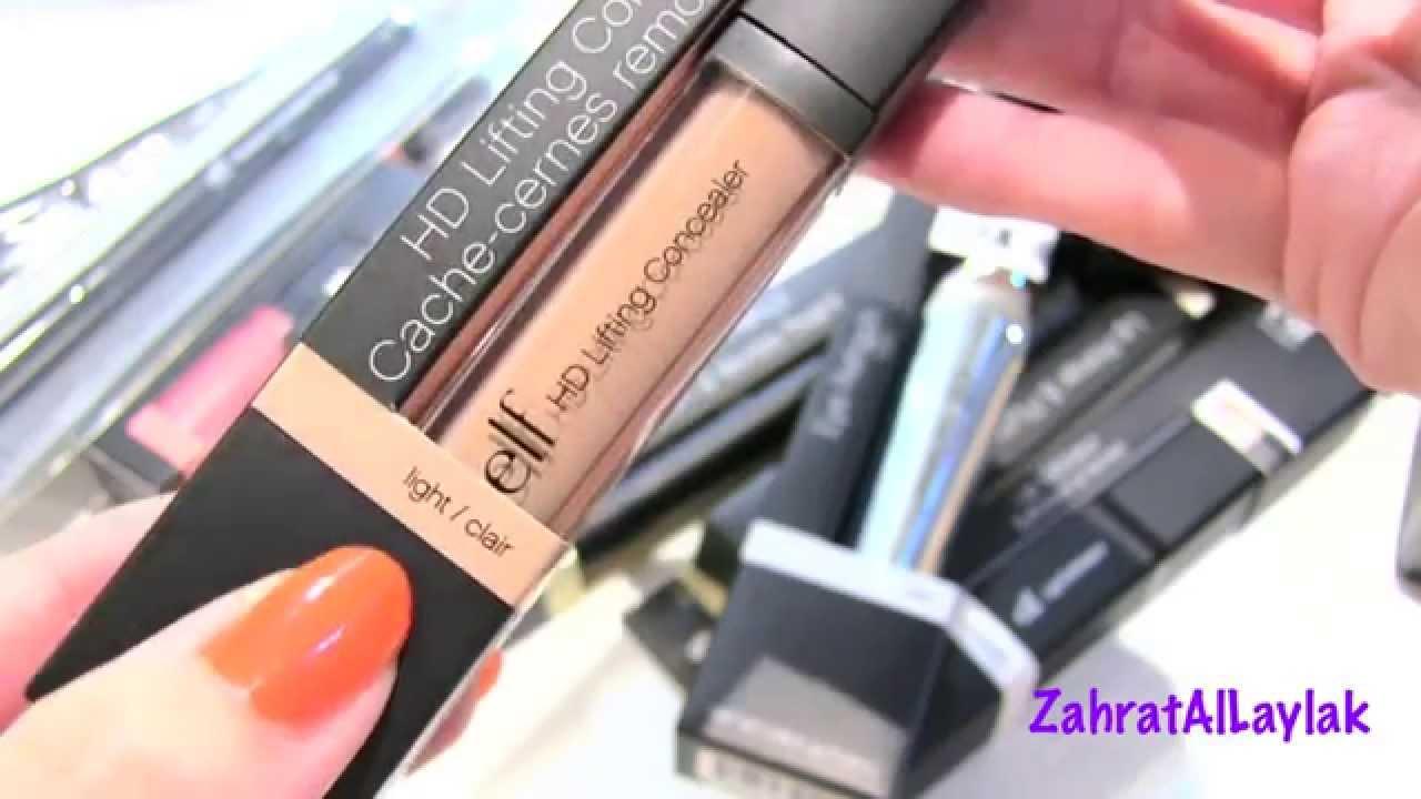 61979853d مشترياتي من مكياج ايلف E.L.F Makeup Haul - Самые лучшие видео