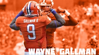Wyane Gallman || Wyane Train ||