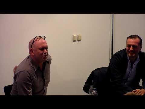 Reinier de Graaf in conversation with Patrik Schumacher