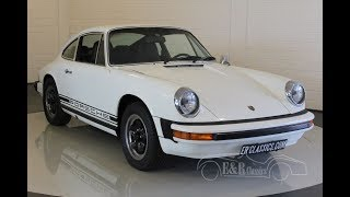 Porsche 911 Coupe 1974 -VIDEO- www.ERclassics.com