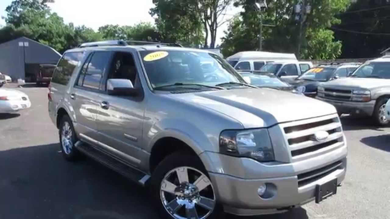 2008 ford expedition limited startup engine full tour overview youtube
