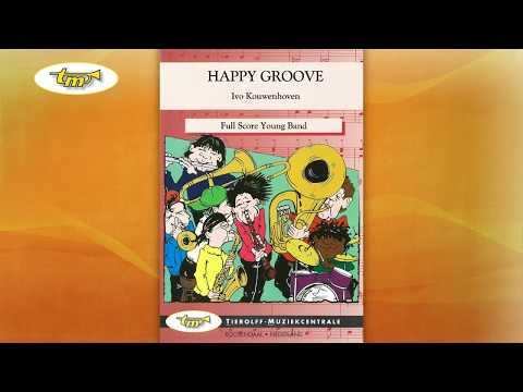 Happy Groove - Young Band - Kouwenhoven - Tierolff