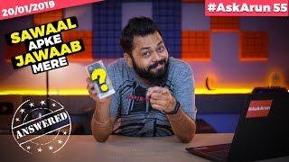 #AskArun55- Redmi Note 7 Fake Camera, Samsung M Price,Red Magic Mars, OnePlus 7 Sliding Mechanism?