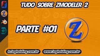 Tutorial ::Tudo Sobre Zmodeler 2 na Edição de mod para ETS2 :: Parte 01