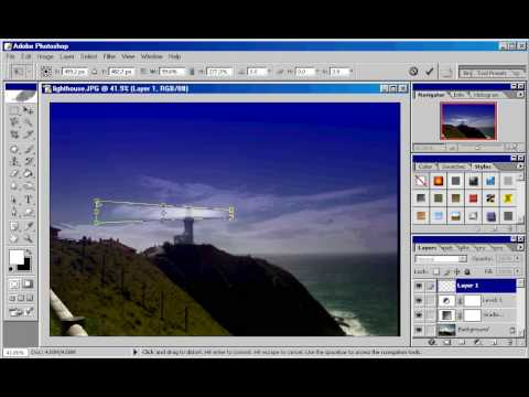 Adobe photoshop online image editing