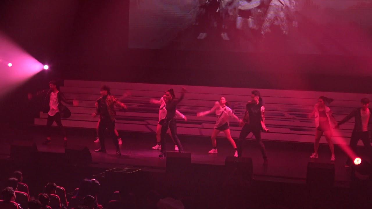 181014 MFM《Show Time》(最佳舞曲MV/最佳視覺效果/最佳燈光) @ 第三屆 澳!MV頒獎盛典 [Fancam] #1
