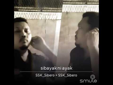 Sibayak niayak(lagu Karo)