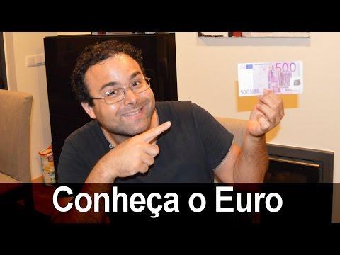Conheça o Euro - Como é o dinheiro na Europa