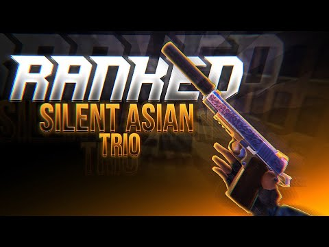 Critical Ops Ranked - Silent Asian Trio