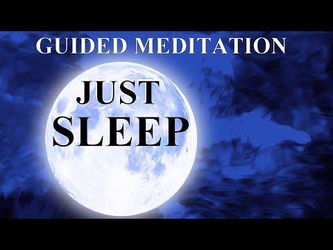 Guided Meditation Deep Sleep - Fall Asleep Deeper