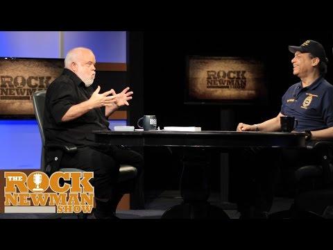 Wilbur Allen on The Rock Newman Show