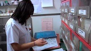 Enfermería de Salud Mental en una Unidad de Psiquiatría