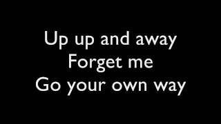 "LIGHTS ""Up Up and Away"" Lyrics"