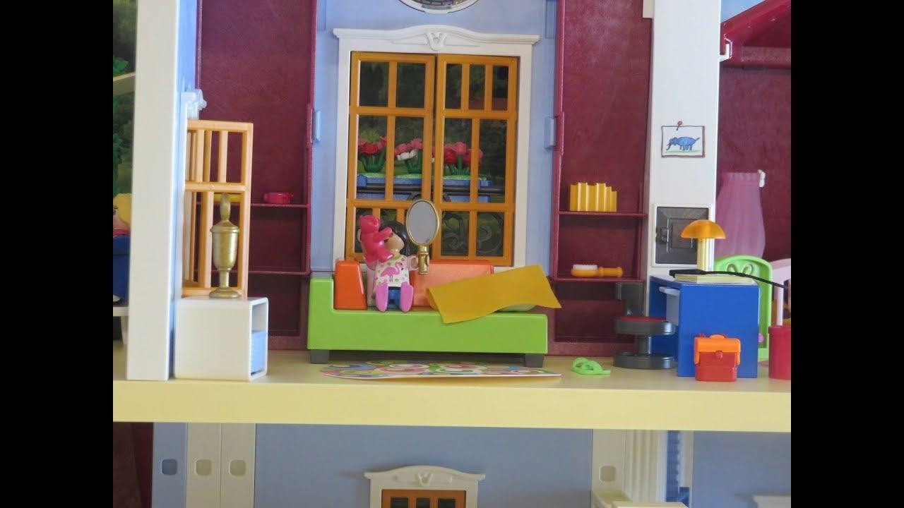 Playmobil Jugendzimmer 70209 Vom Puppenhaus 70205