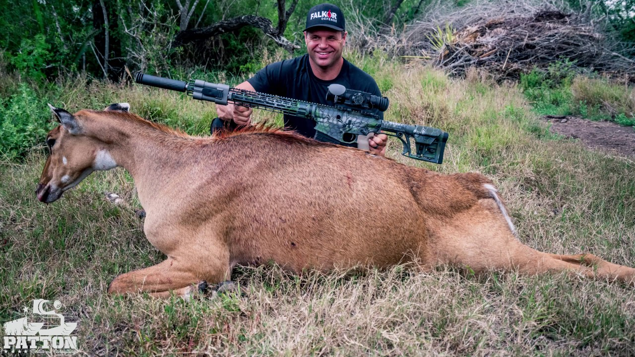 Hunting with a $17,000 Rifle - Armasight Thermal & Falkor 300 Win Mag!