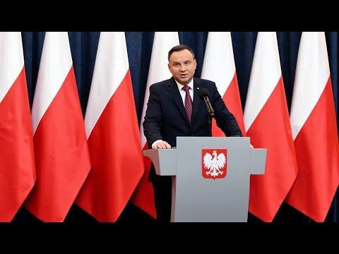 """Pologne : """"Les sanctions de la Commission européenne sont juste un avertissement"""""""