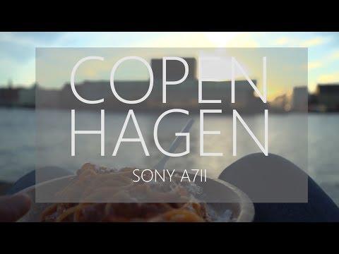 "Copenhagen, a ""Venice of the North"" - Travel video (Sony a7ii)"
