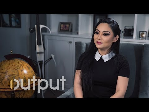 In The Studio With Tina Guo