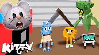 ROBLOX KITTY CHAPTER 6.. [Amazing World Of Gumball]
