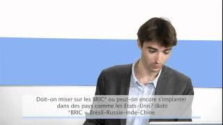 Denis Payre - Kiala & Richard Gomes - Ubifrance : Comment reussir son developpement a l'etranger ?