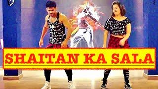 BOLLYWOOD ZUMBA | SHAITAN KA SAALA ZUMBA | DANCE | Akashy Kumar | Housefull 4 | #BalaChallenge