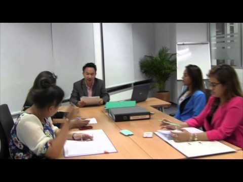 TVC ความขัดแย้งในองค์กร ป.โท บริหารธุรกิจมหาบัณฑิต รามคำแหง