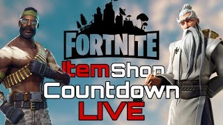 Fortnite Live Item Shop Countdown 13 Sept 2019 Shifu Skin Prediction ! Earn coins to get GIFTS
