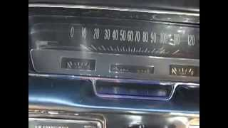 1960 Cadillac Series 62 Convertible Test Drive and walk around