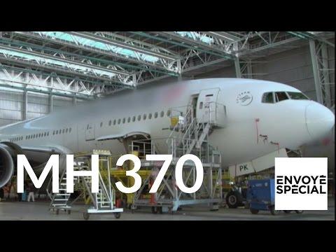 Envoyé spécial - MH370 : aller simple pour l'inconnu - 12 janvier 2017 (France 2)