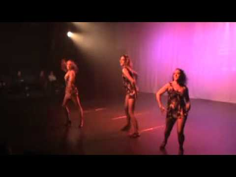 Burlesque at Corelli with Holly Hawkins, Sarah Lawton & Chantelle Potter.