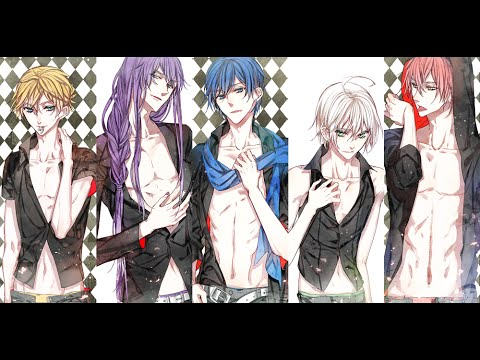 【Gackpoid, Kaito, VY2, Piko, Len】 Pomp and Circumstance (威風堂々) Male Cover 【Vocaloid 2 & 3】+ mp3 ♪♪