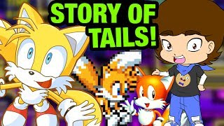 "Is Tails A HERO? (The Life Story of Miles ""Tails"" Prower) - ConnerTheWaffle"