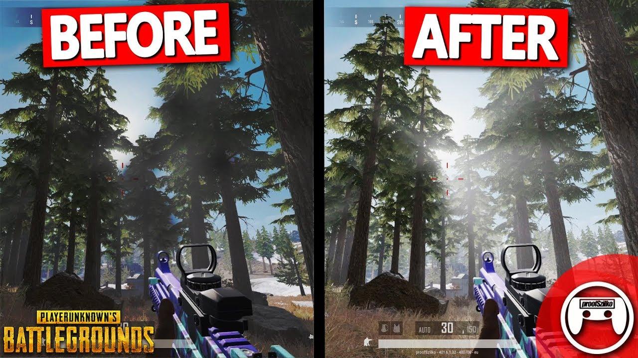 Huge Graphics Boost On Pubg Ps4 Pro Xbox One X Secret Pubg Console Graphics Update