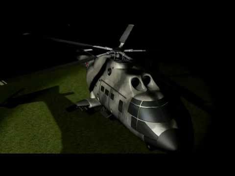 Download YUSupersonic, VNH-90_3dsMax animation