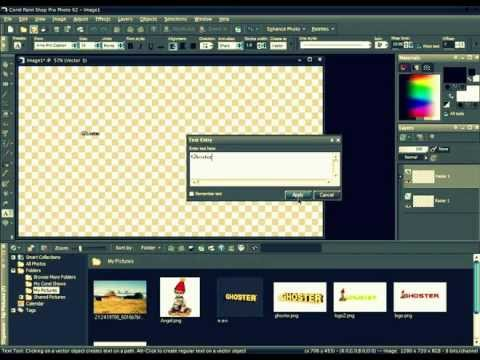 Làm logo và chèn vào video clip