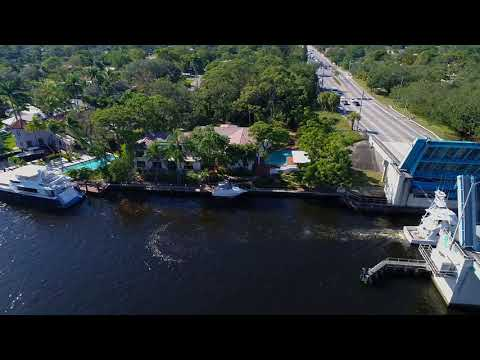 Luxury Waterfront Estate on the New River -  1240 SW 14 Ave., Fort Lauderdale, FL 33312