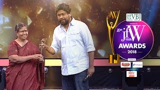 The first woman to head ISRO projects! TK Anuradha JFW awards 2018 20-11-2018 JFW Show