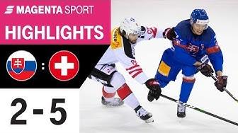 Slowakei - Schweiz | Deutschland Cup, 19/20 | MAGENTA SPORT