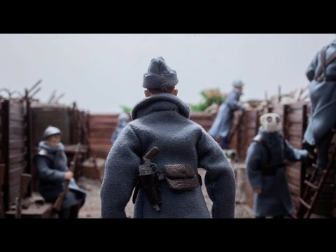 La Grande Guerre 14 18, film complet - YouTube