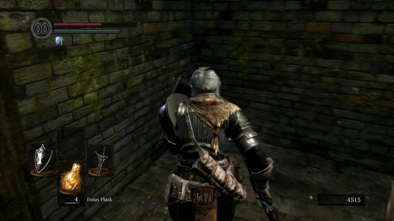 Dark Souls Remastered Undead Burg Lower Basement Key Assassins