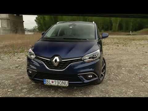 Renault Grand Scenic 2017: Test - veľké kolesá nie sú problém