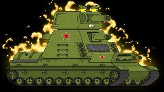 СОВЕТСКИЙ СТРАЖ - мультики про танки
