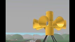 ROBLOX Tornado Siren #17: Federal Signal STL-10A At Sunset County, Alert & Attack, 1440p60