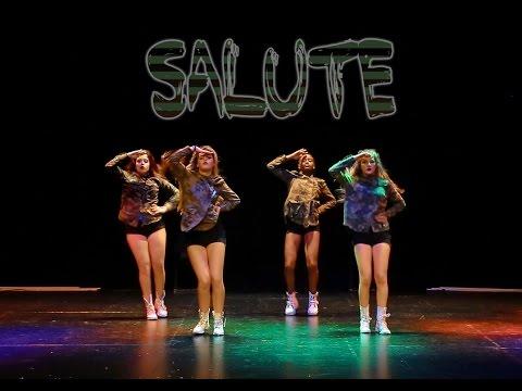 Little Mix Tribute - Salute Choreography